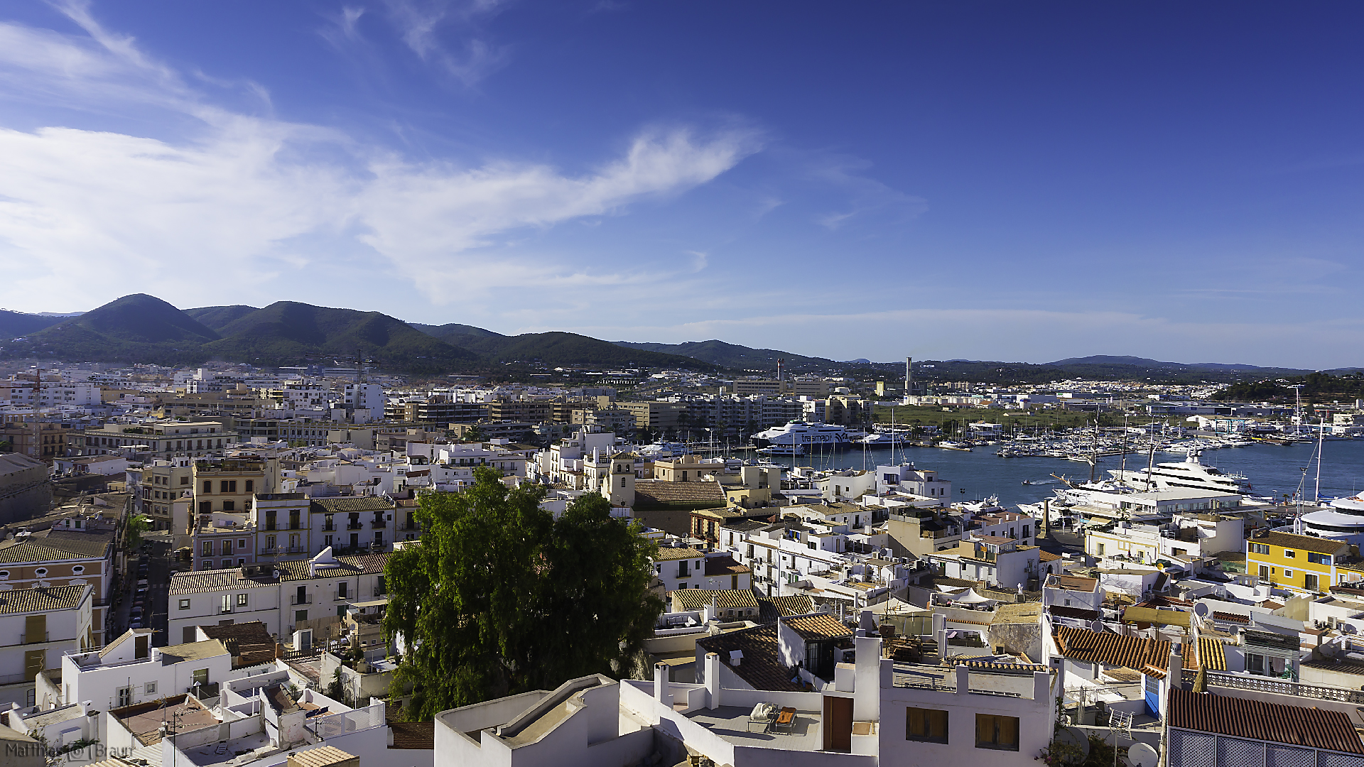 Ibiza Altstadt (old town) #2 | Ausblick