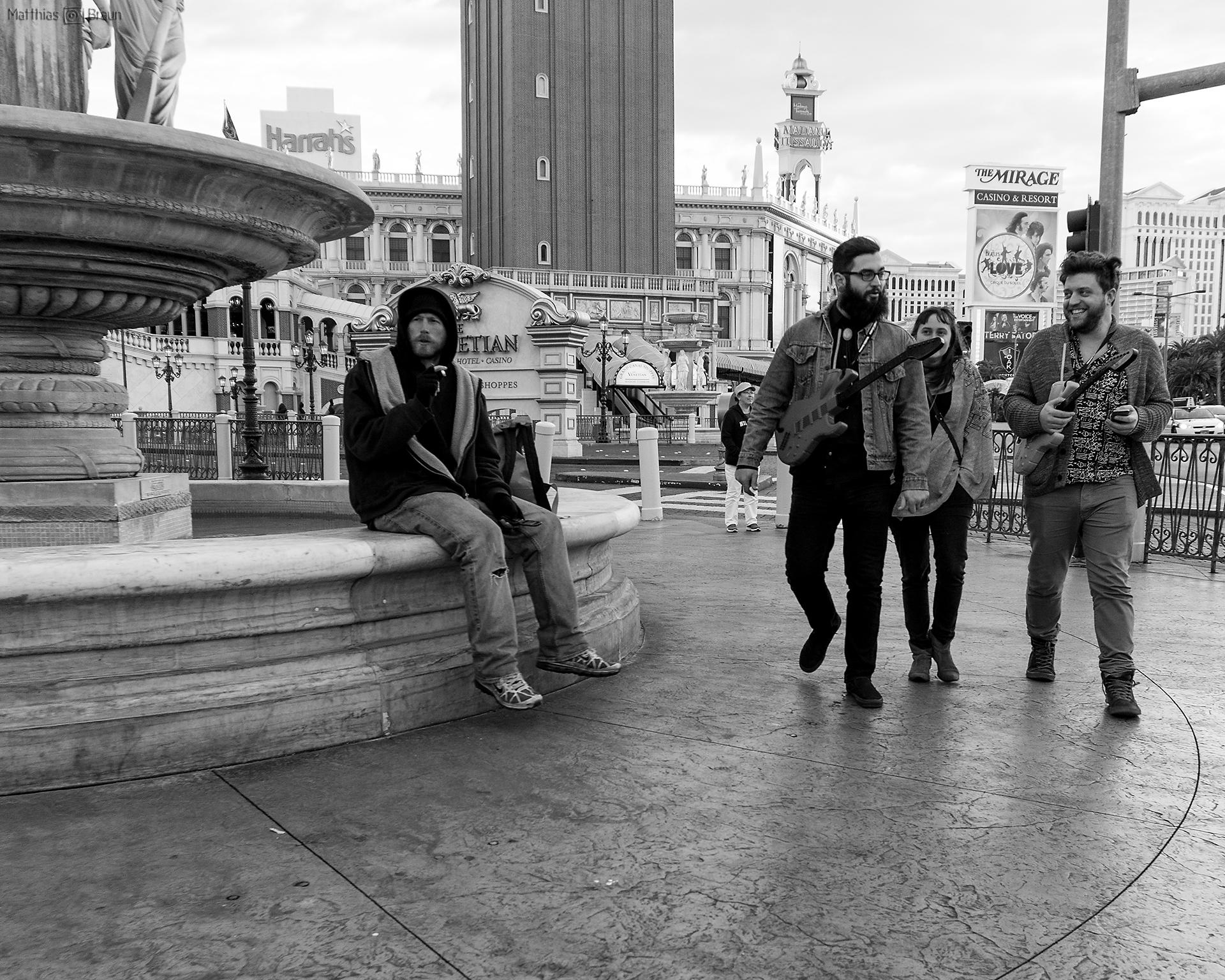 Street Photography Las Vegas