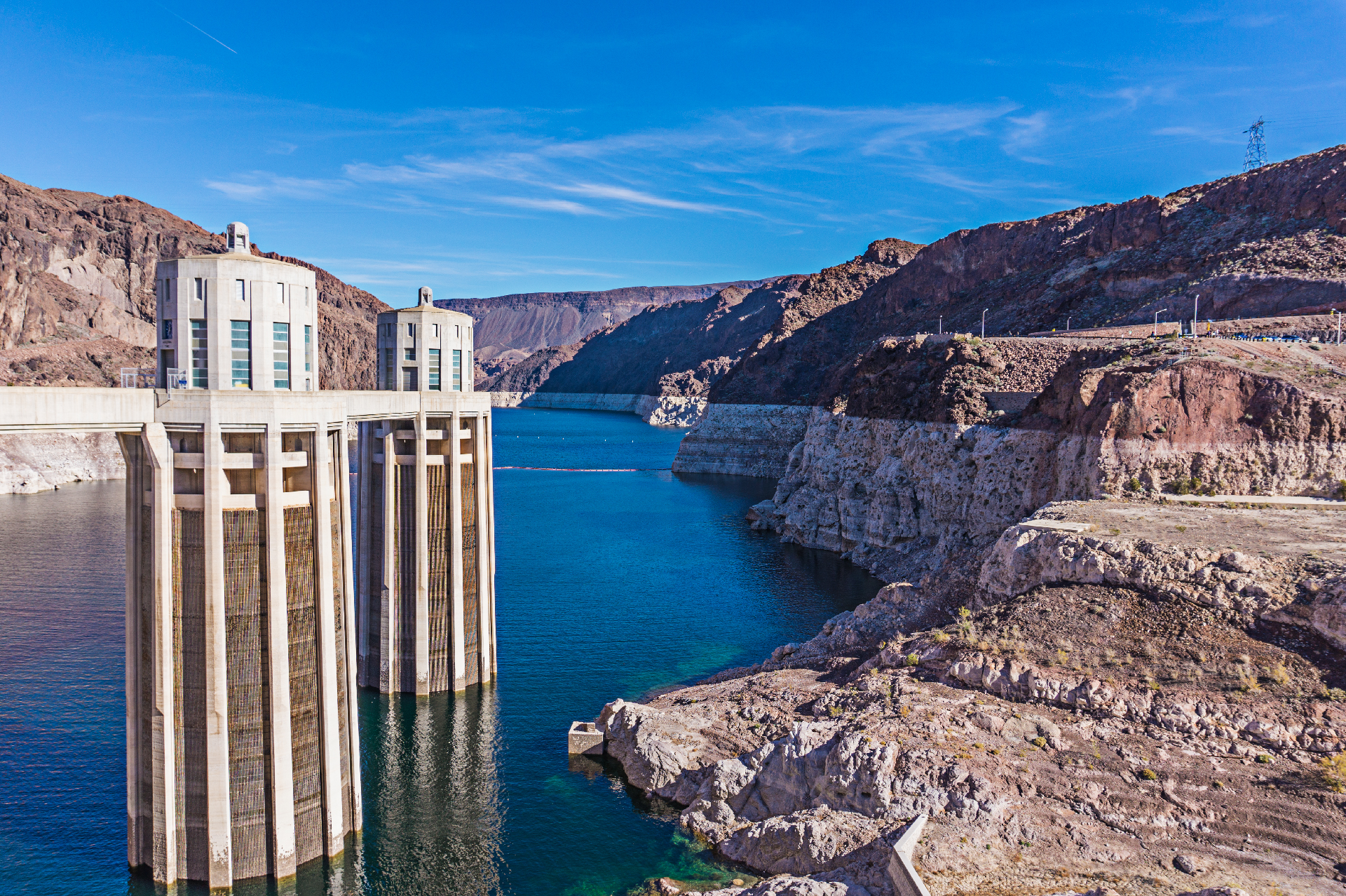 Hoover Dam Foto#1 (Lake Mead/ ColoradoRiver)
