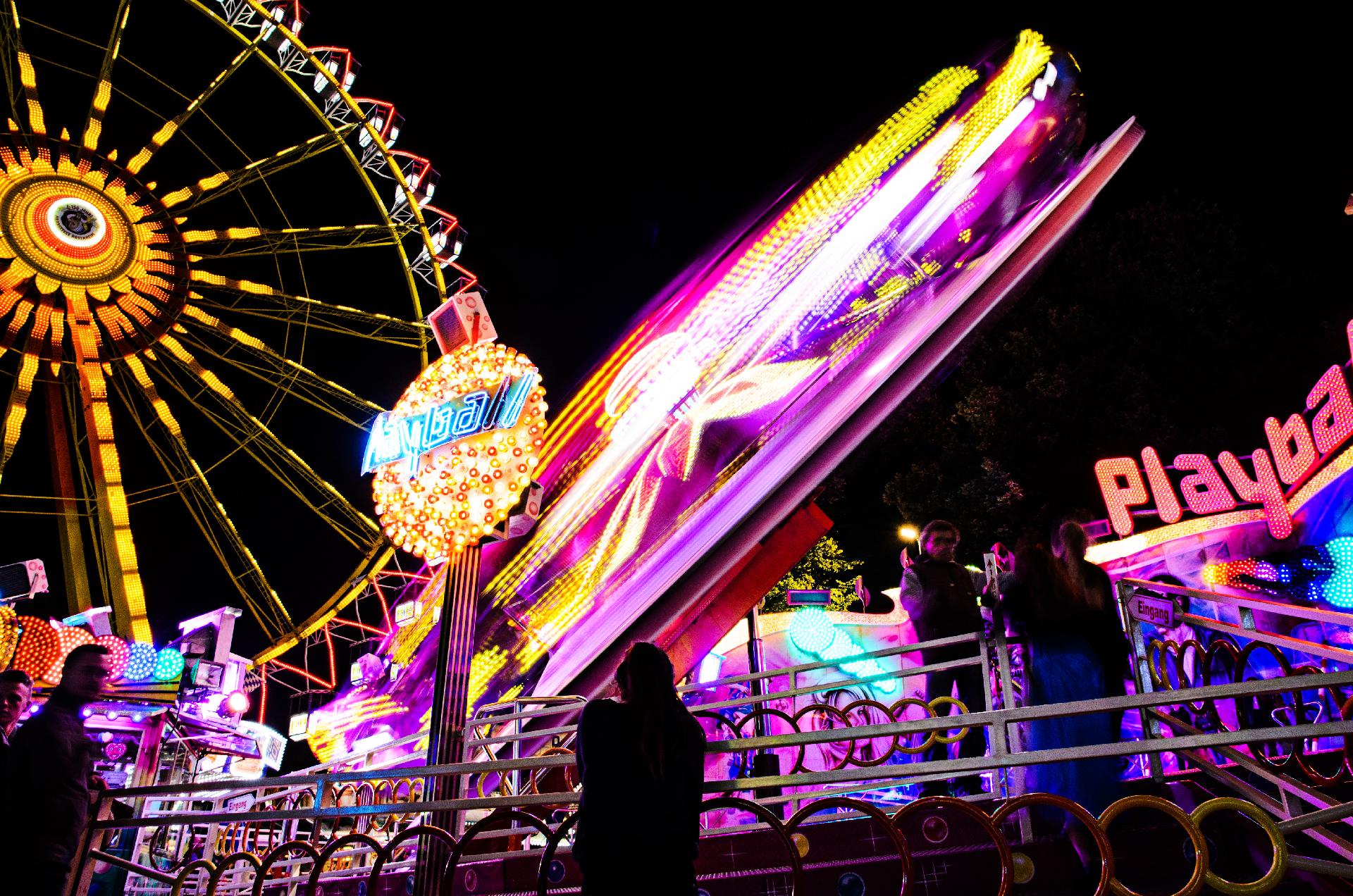 Herbstfest Rosenheim 2015 Playball