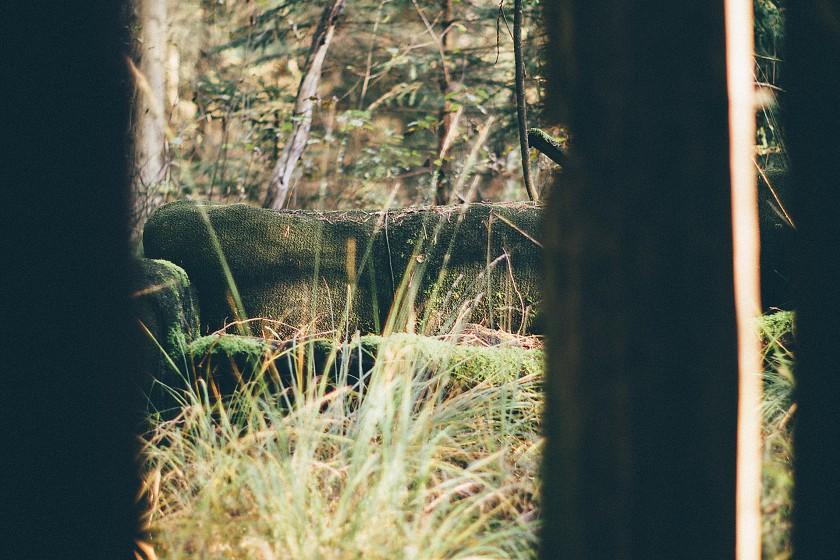 Fotoserie: ver·gẹs·sen - 1. Foto meiner Miniserie.