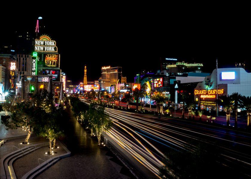 Las Vegas Stripe