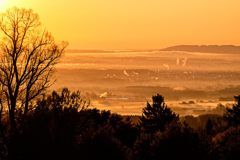 Landschaftsfotografie mit Teleobjektiv - Matthias-Foto.de