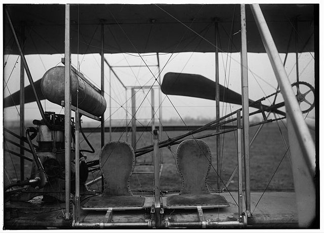 Flugmaschine Bild1 - Wright Brothers