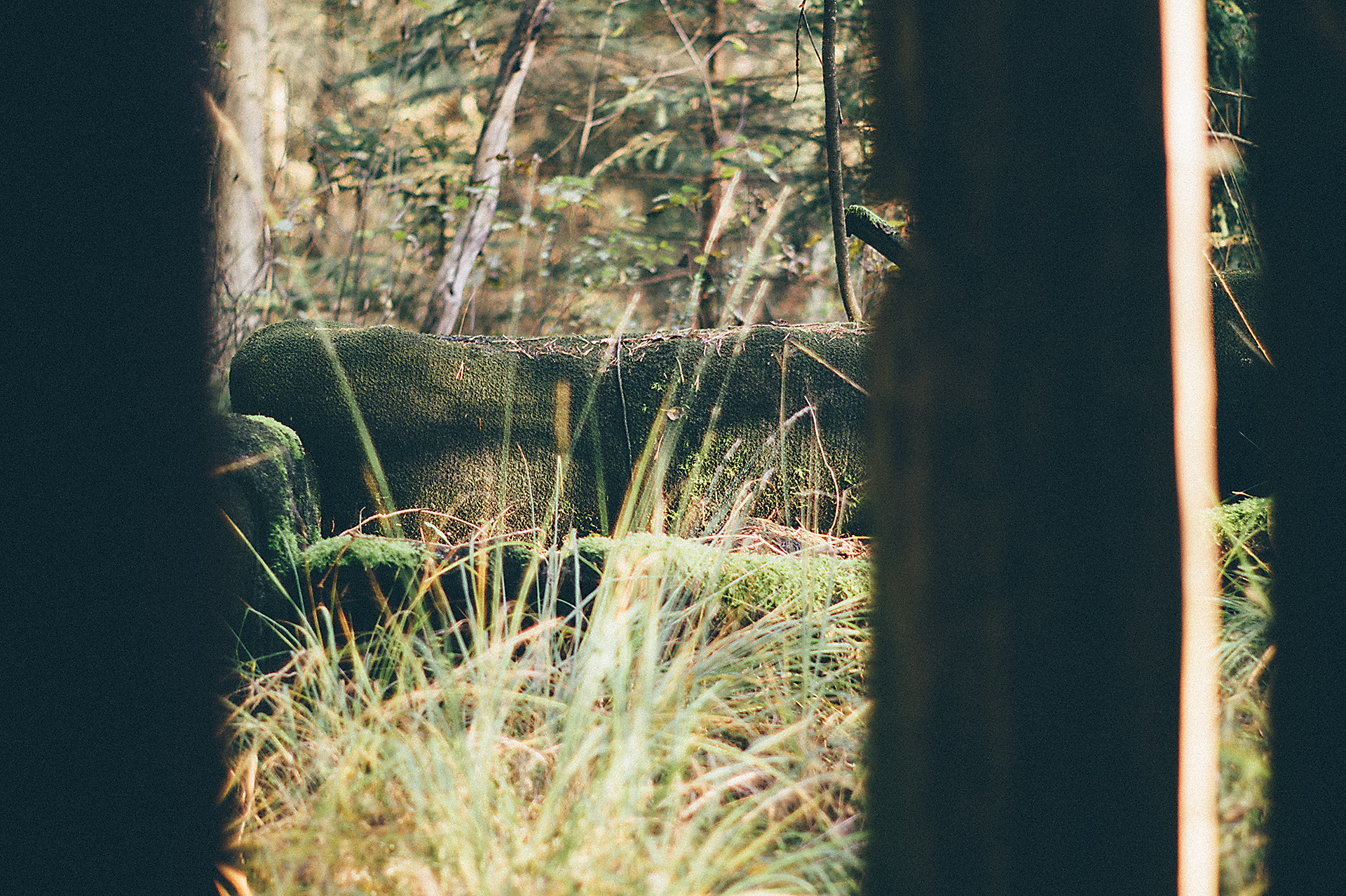 ver·gẹs·sen | Fotoserie