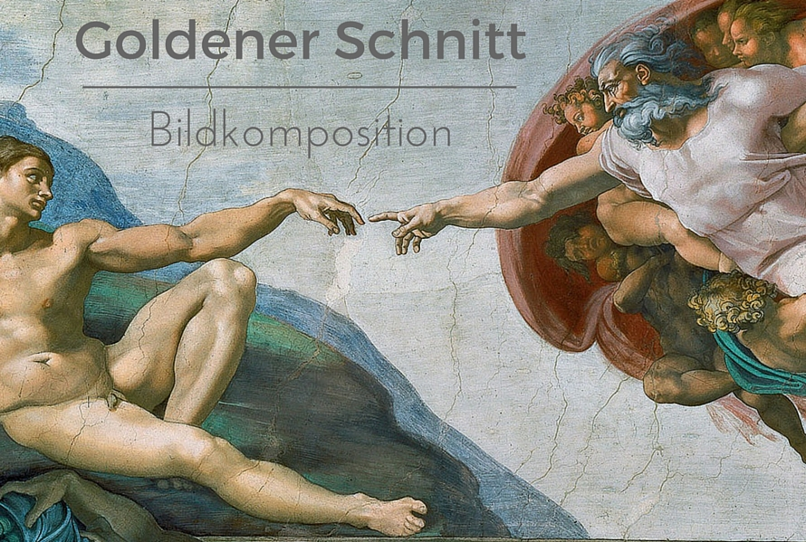 Goldener Schnitt: Bildkomposition mit Mathematik