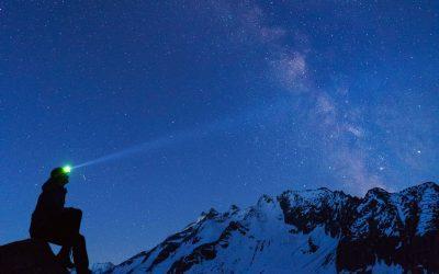 Milchstraßen Fotografie – Planung ist alles und nichts…