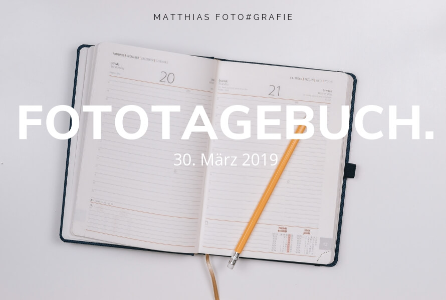 Fototagebuch 30. März 2019 – Besuch bei der bayerischen NASA